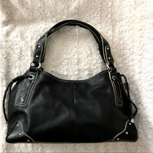 SALE💋 FOSSIL genuine leather handbag - like new!